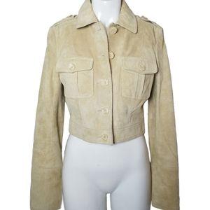 HOST PICK 💕 Danier tan suede jacket